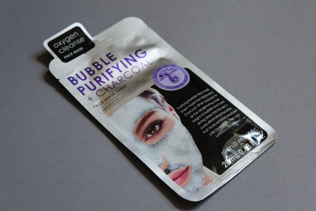 Skin Republic Bubble Purifying Charcoal Mask