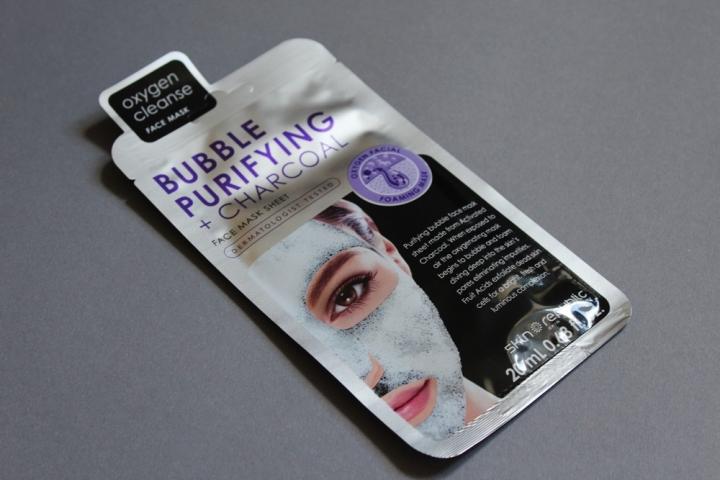 Skin Republic Bubble Purifying Charcoal Mask
