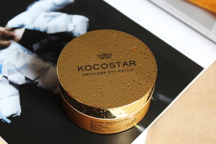 Kocostar Princess Eye Patch Mask Review