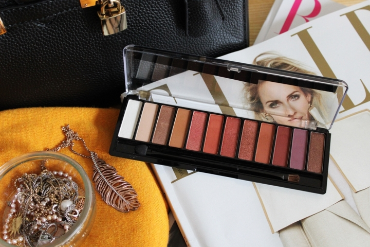 Rimmel MagnifEyes Spice Edition Swatches Urban Decay Naked Heat Dupe